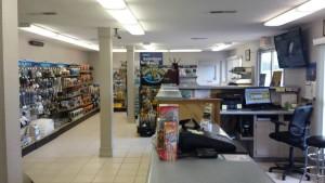 Store & Front Desk
